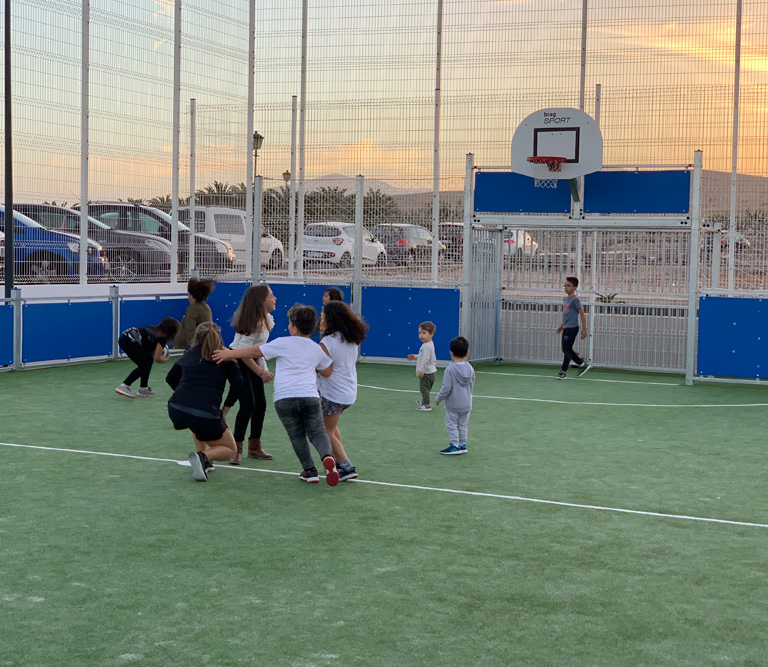 Fútbol | Baloncesto